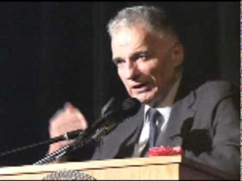Ralph Nader - We, the People, Will Decide: The Meaning of Freedom, Part 2
