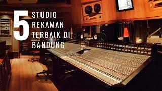 Sekolah DJ - 5 Studio Rekaman Terbaik di Bandung