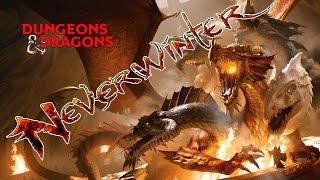 Обзор и геймплей Бесплатной игры 'Neverwinter' на SONY Playstation 4 PRO