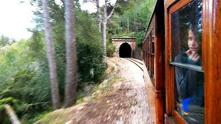 Mallorca tourist attractions - Tren de Sóller Ride