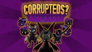 """""""Corrupteds"""" - Una parodia de Roblox de CaptainSparklez's Revenge (Video Musical) Legado temiense"""