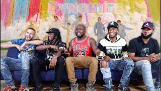 BTS (방탄소년단) 'Dynamite' Official MV REACTION/REVIEW