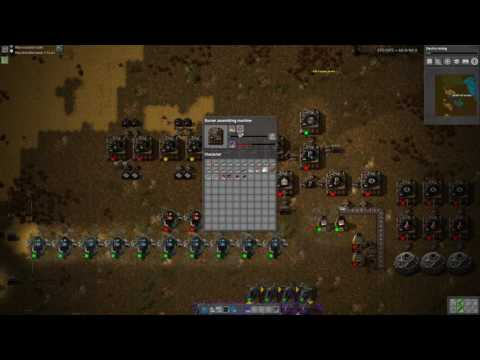 Factorio - Heavy modded - Ep 3 - Iron plate automation