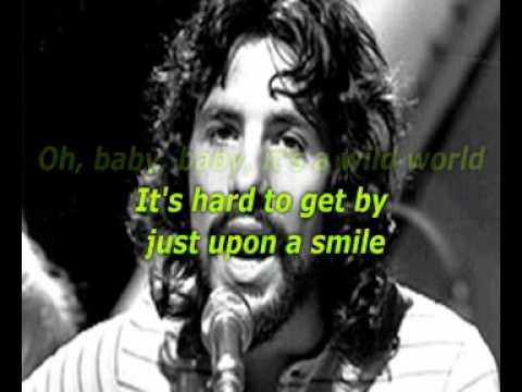 Cat Stevens - Wild World + Lyrics