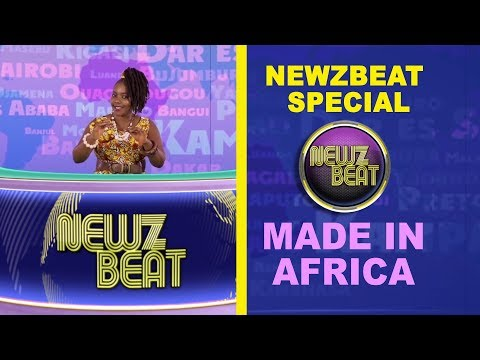 Mash up Newzbeat Special -Made in Africa