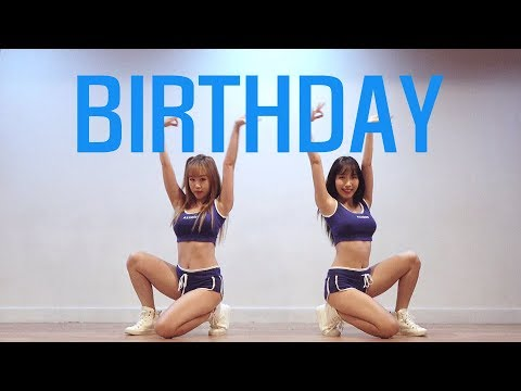 SOMI 전소미 BIRTHDAY cover dance Waveya