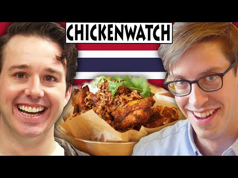 Is Thai Fried Chicken The Best In The World?