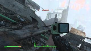 Noclip mode ON - Fallout 4