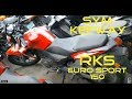 Shopping For A Motorcycle: SYM | Keeway RKS Euro Sport 150
