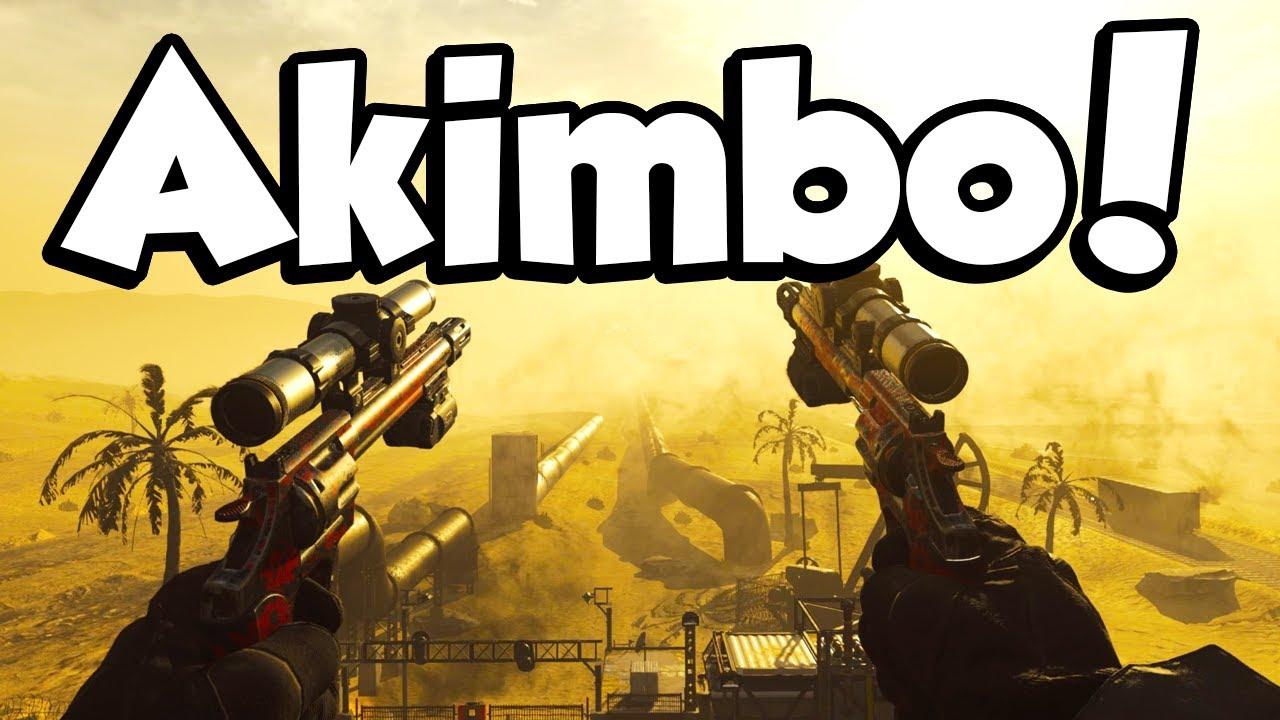 NUEVAS PISTOLAS AKIMBO! (Call of Duty: Modern Warfare Season 2) + vídeo