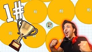 NUMERO 1 EN AGARIO!! - EL MEJOR DE LA SALA!! :D - NexxuzWorld