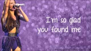 Selena Gomez & The Scene - A Year Without Rain with lyrics (Album Version + No Pitch Change)