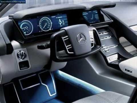 mercedes benz concept cars