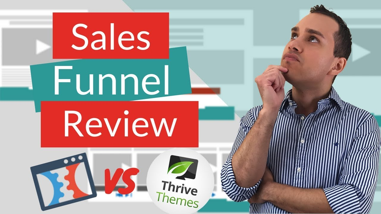clickfunnels vs thrive themes side by side showdown best funnel