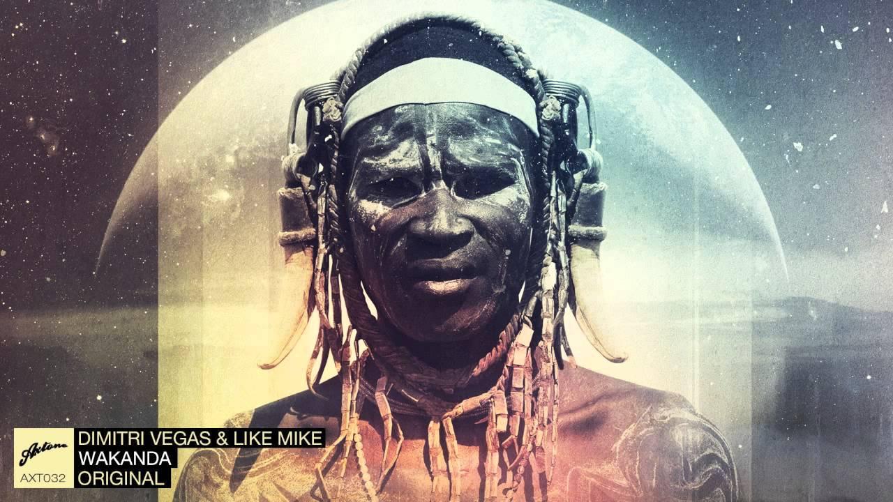 Dimitri Vegas & Like Mike - Wakanda (Radio Edit) - YouTube