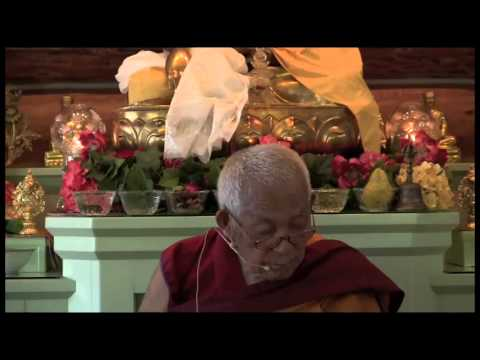 06 Aryadeva's 400 Stanzas on the Middle Way with Geshe Yeshe Thabkhe 07-11-13