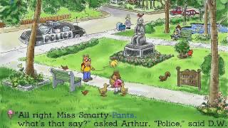 lets play living books arthur's reading race part 3 (fair use)