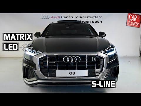 INSIDE the NEW Audi Q8 2018 | Interior Exterior DETAILS