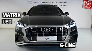 INSIDE the NEW Audi Q8 2018 | Interior Exterior DETAILS