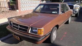 1987 Dodge Aries