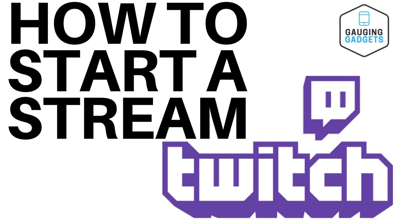 How To Change Your Twitch Profile Picture | Gauging Gadgets