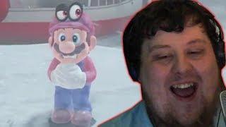 Super Mario Odyssey : Nintendo Direct 9.13.2017 : Reaction