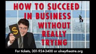HOW TO SUCCEED... at Olney Theatre Center