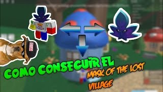 [Evento] Como conseguir el 'Mask of the Lost Village' - Roblox