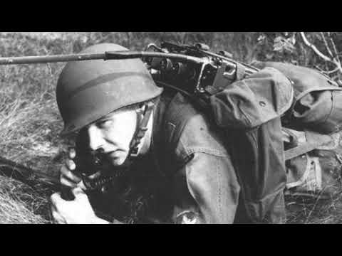WWII US Army Radio Transmission Asking For Bazooka Support