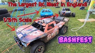 RC BashFest 2019 - The UK's Largest RC Event #BHBF