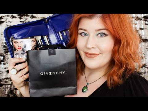New Products Makeup Forever Givenchy and Cicero Brushes