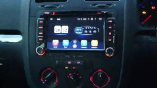 Customer Review on Pumpkin Autoradio Android 5.1 Car Stereo for VW Skoda Seat series