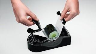 Суши и ролы станет готовить проще и быстрее. Как приготовить, инструменты для готовки