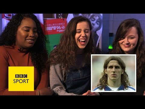 20-year-olds react to... euro 96 - bbc sport