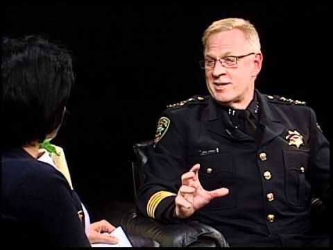 The Jennylyn show - Interview with Los Altos Chief of Police; Tuck Younis