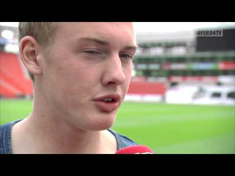 Julian Brandt - Der Jüngste bei den Profis