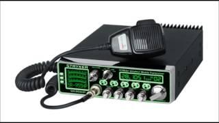 Microphone Sound Check - Astatic - RoadKing - Ranger SRA-198 - Stryker - SR-955HPC