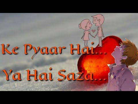 Pyar Ek Dard | Whatsapp Status | Sad : Love | Lyrics Status