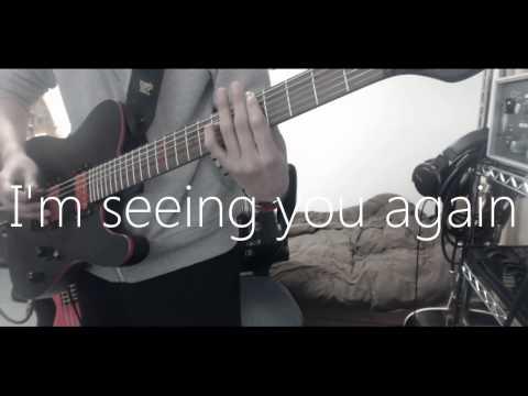 SiMのギターでA SONG OF HOPEを弾いてみました