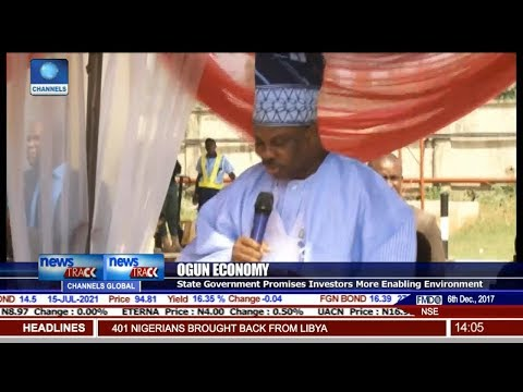 Ogun Govt Promises Investors More Enabling Environment