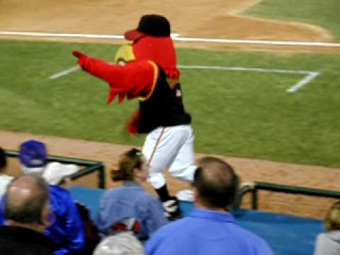 Spikes Rochester Red Wings Take Me Out To The Ballgame