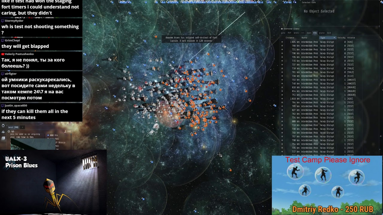 Eve Online is once again embroiled in a massive war - Polygon