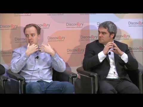 Discovery 16: Upstart Startups panel