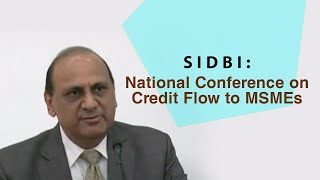SIDBI   National Conference on Credit