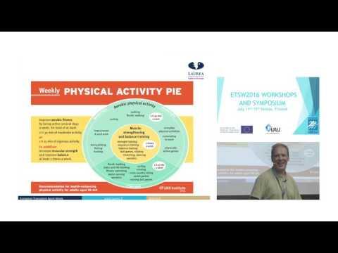 Transplant Sport Workshops & Symposium 2016 | Mikko Julin, 1st Presentation
