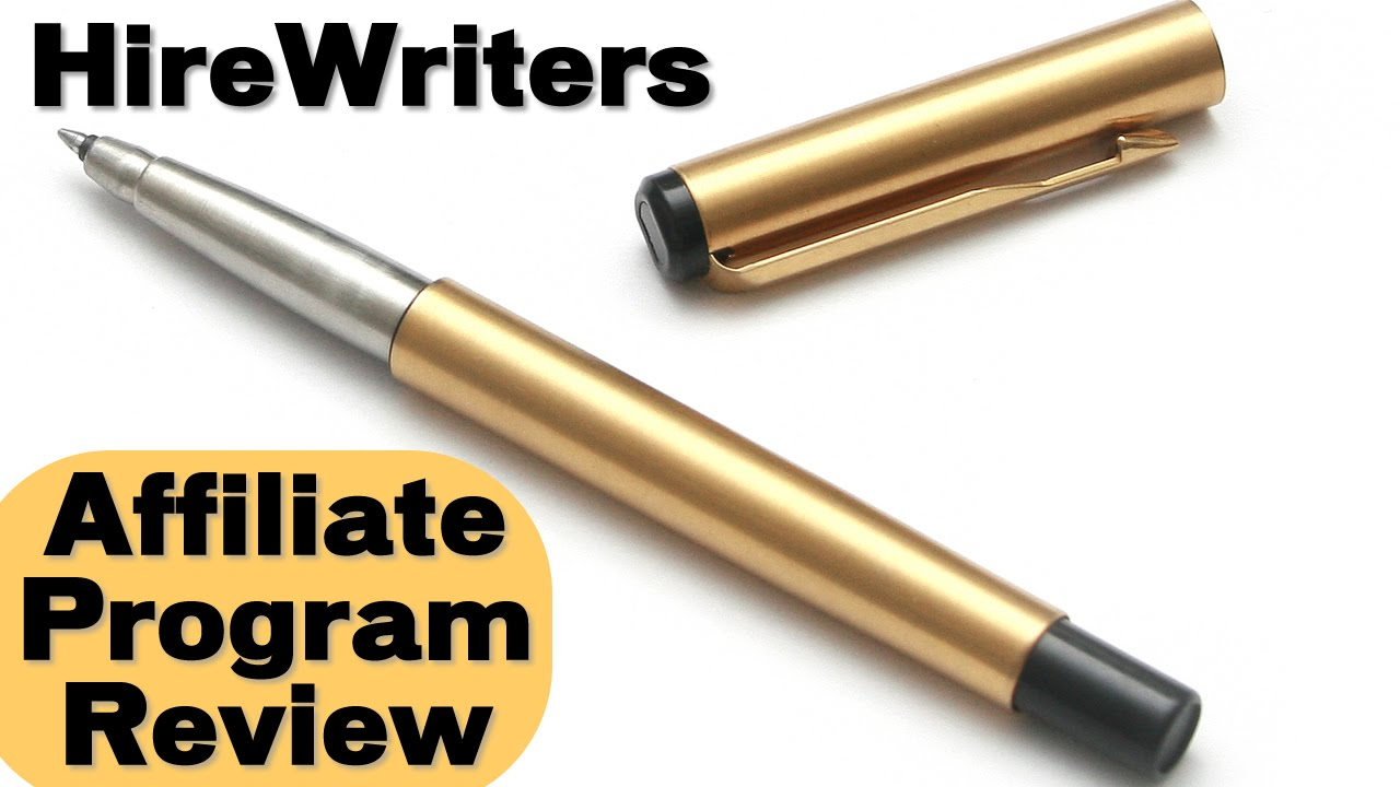 hirewriters affiliate program review