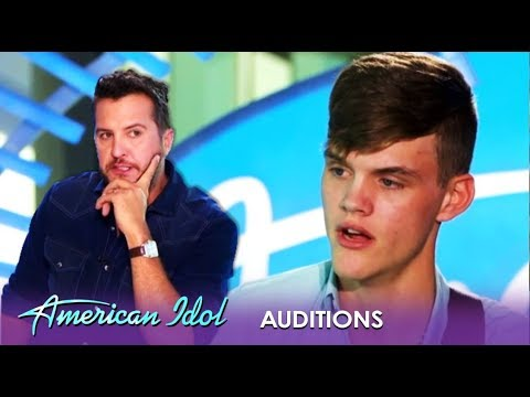 Colby Swift: Texas Boy Reminds Luke Bryan Of Himself At 19-Years Old | American Idol 2019