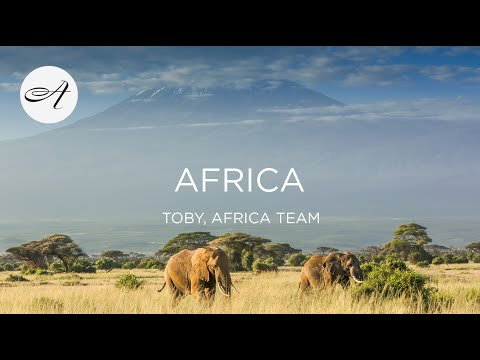 My travels in Africa with Audley Travel