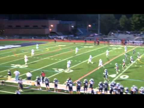 Frank Raggo Kicker/Punter Senior Season Highlights 7 games