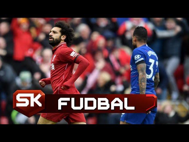 Gol Manea i Golčina Salaha Dva Minuta Kasnije | SPORT KLUB Fudbal